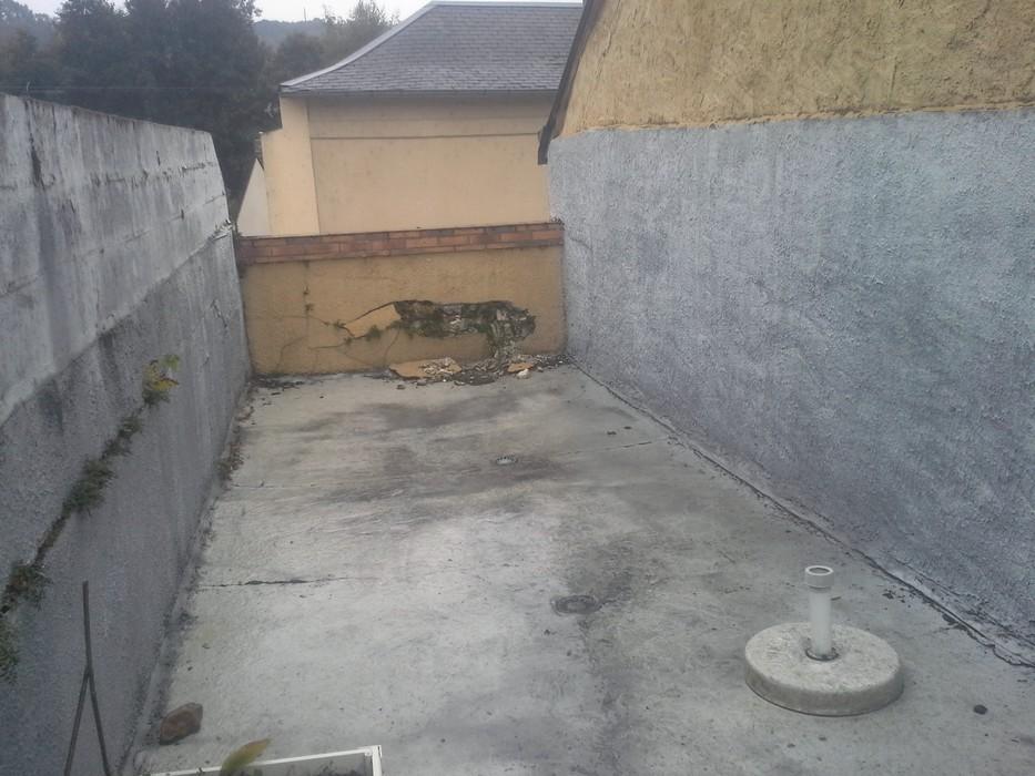une terrasse en douglas en remplacement du b ton fissur dmeba charpentier constructeur bois. Black Bedroom Furniture Sets. Home Design Ideas